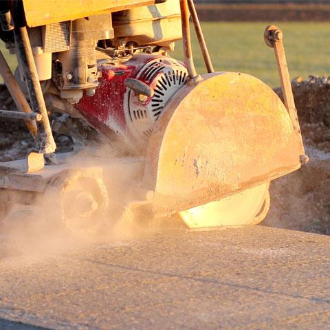 coretek scotland road sawing