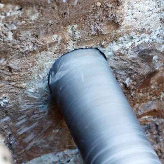diamond core drilling by coretek