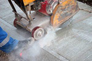 floor sawing by coretek
