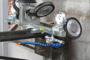 wire sawing by coretek